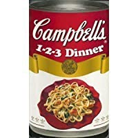 Campbell's 1-2-3 Dinner