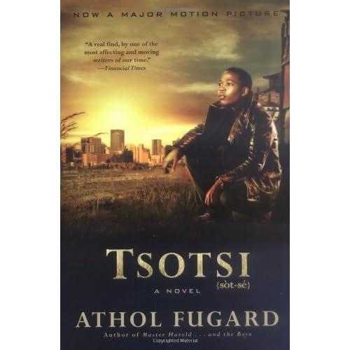 tsotsi by athol fugard