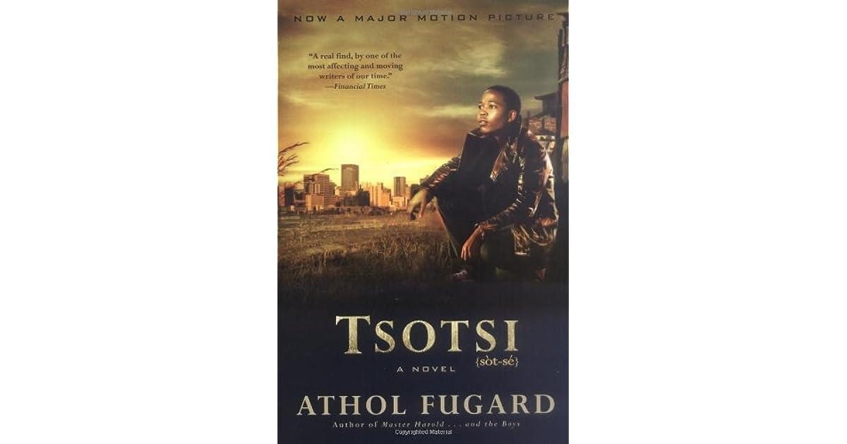 Tsotsi Book Pdf