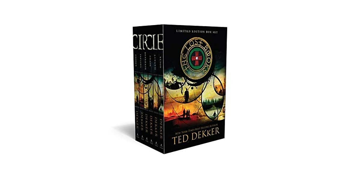 Ebook The Lost Books Box Set The Lost Books Series 1 6 By Ted Dekker