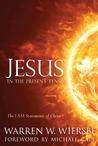 Jesus in the Present Tense by Warren W. Wiersbe