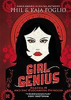 Girl Genius - Agatha H and the Clockwork Princess