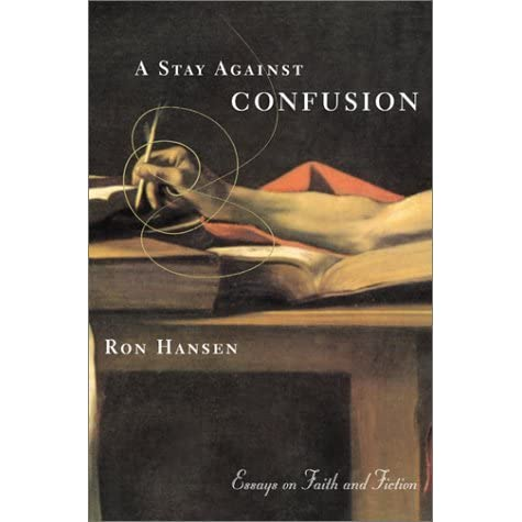An essay on ron hansens atticus