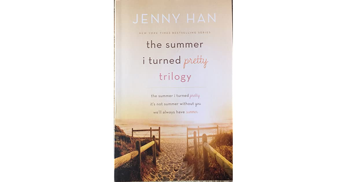 The Summer I Turned Pretty Trilogy (Summer, #1-3) By Jenny Han