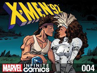 X-Men '92 Infinite Comic #4