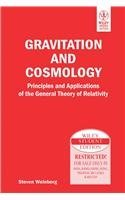 Gravitation and Cosmology: Principles and Applications of the General Theory of Relativity