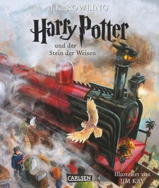 Harry Potter und der Stein der Weisen by J.K. Rowling