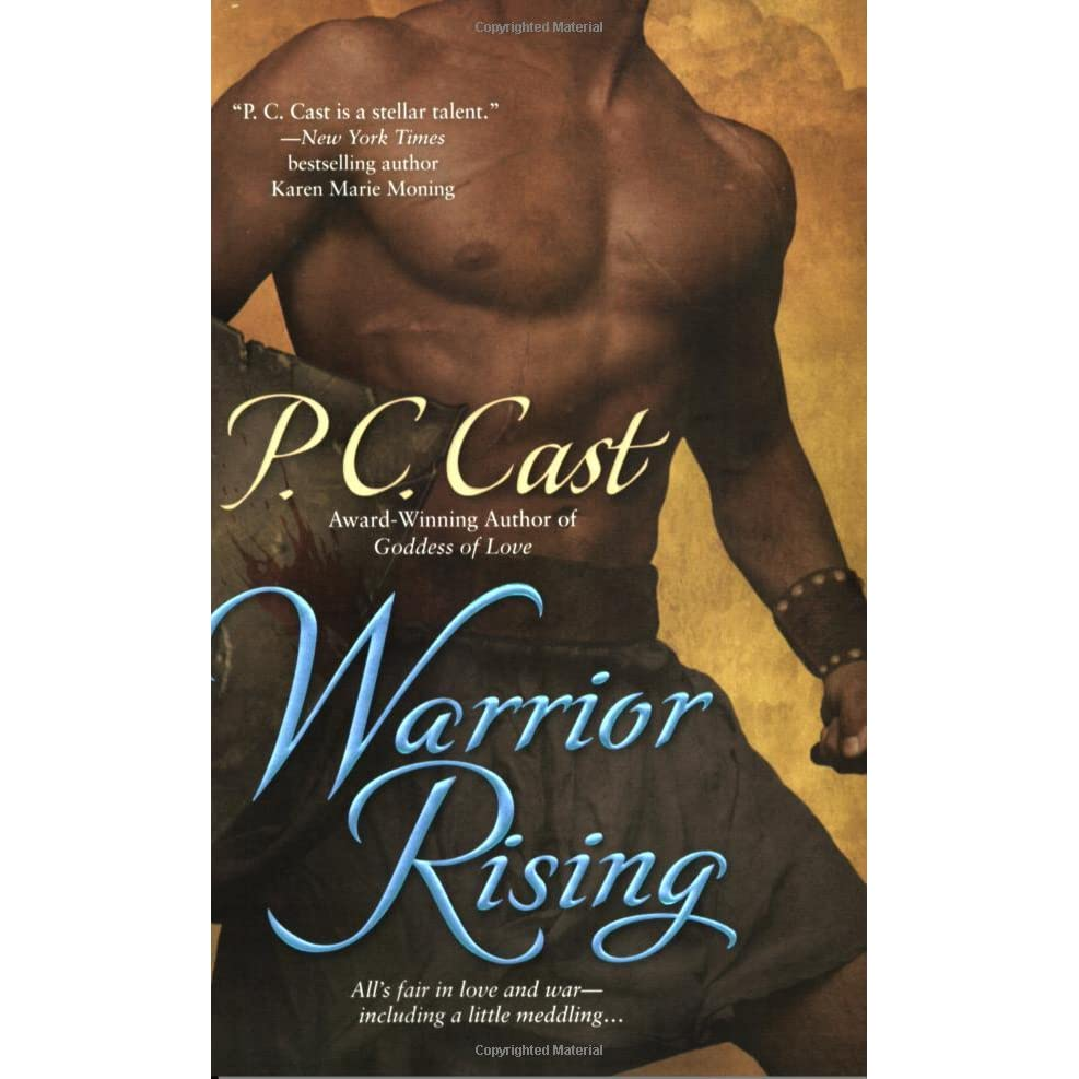 Warrior Rising (goddess Summoning, #6) By Pc Cast €� Reviews, Discussion,  Bookclubs, Lists