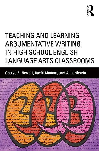 Teaching And Learning Argumentative Writing In High School English Language Arts Classrooms - facebook com LibraryofHIL