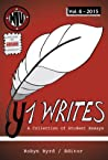 Y1 Writes: A Collection of Student Essays Vol. 6