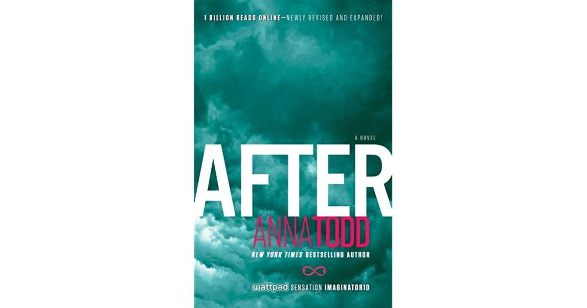 87b8545362393 After (After, #1) by Anna Todd