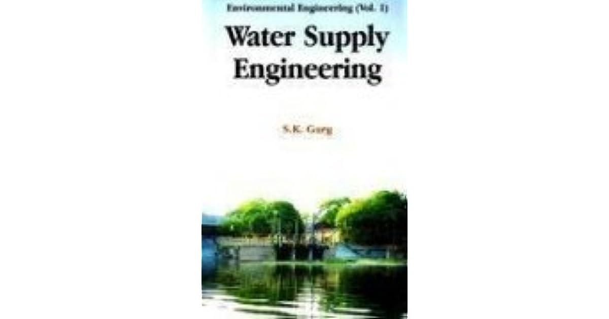 Water Supply Engineering Pdf