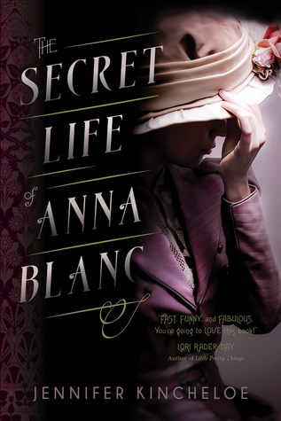 The Secret Life of Anna Blanc (Anna Blanc Mysteries #1)