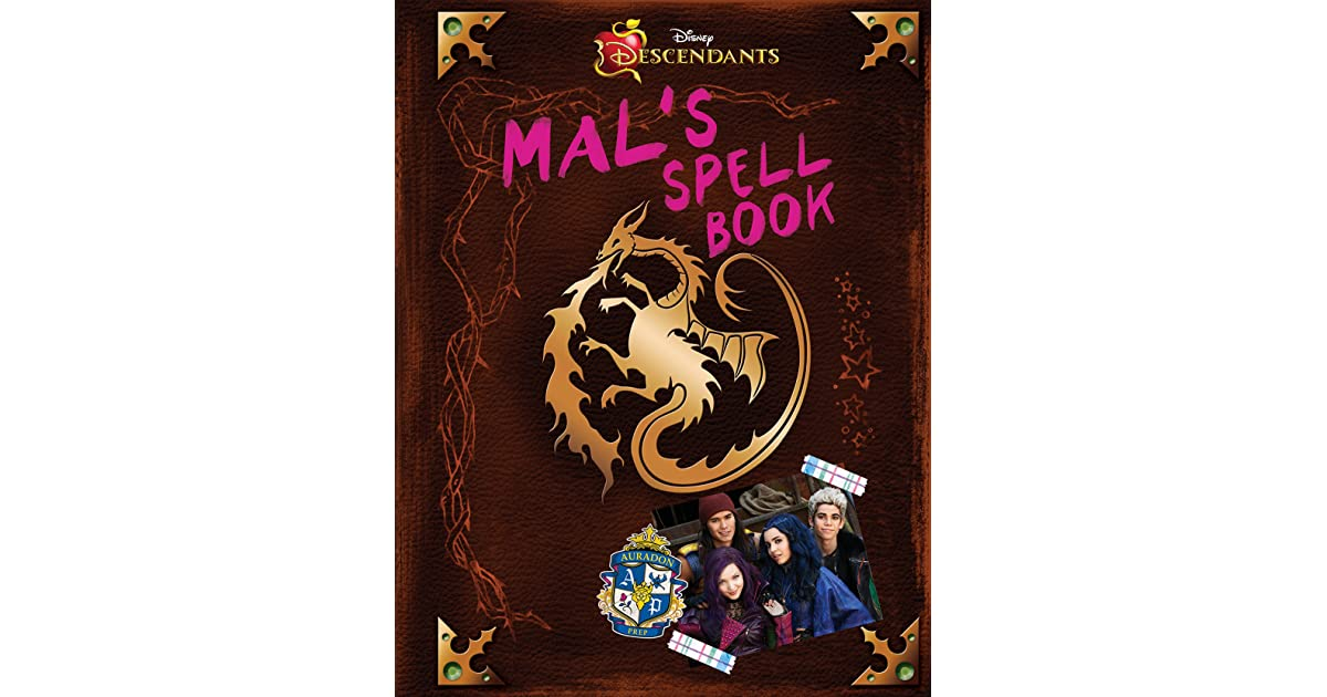Descendants: Mals Spell Book