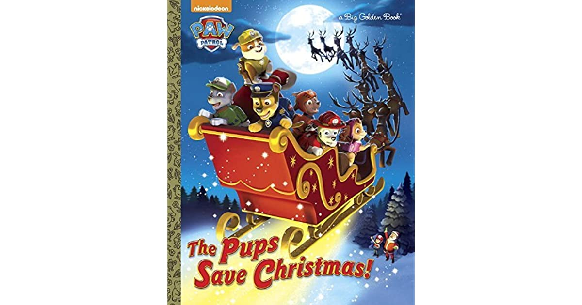 Pups Save Christmas Book.The Pups Save Christmas By Ursula Ziegler Sullivan