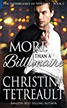 More Than A Billionaire (Sherbrookes of Newport, #6)