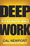 Book cover for Deep Work: Rules for Focused Success in a Distracted World