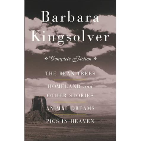 a review of the bean trees a novel by barbara kingslover The bean trees is the first novel by american writer barbara kingsolver, published in 1988 and reissued in 1998 it was followed by the sequel pigs in heaven the protagonist of the novel is named taylor greer, a native of kentucky she sets out to leave home and travel west, and finds herself in oklahoma near cherokee.