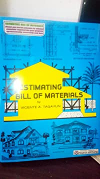 Estimating Bill of Materials