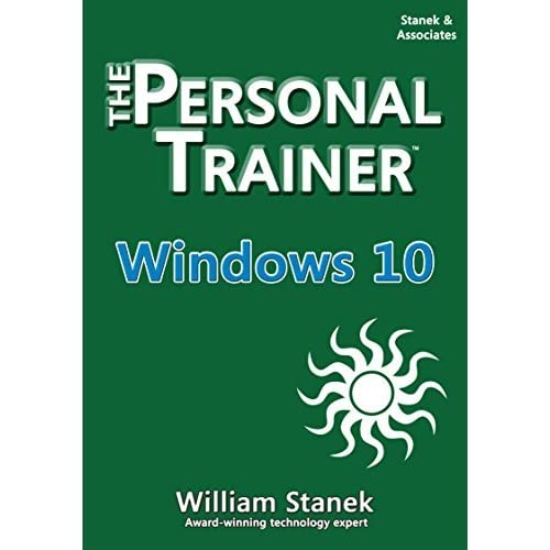 Windows 10 the personal trainer by william stanek for Window quotes goodreads