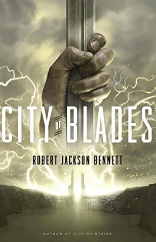 City of Blades (The Divine Cities, #2)