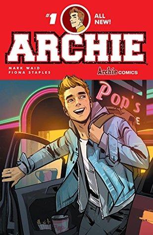 Archie (2015-) #1 by Mark Waid