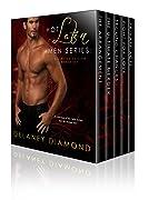 Hot Latin Men Series: A Limited Edition Box Set