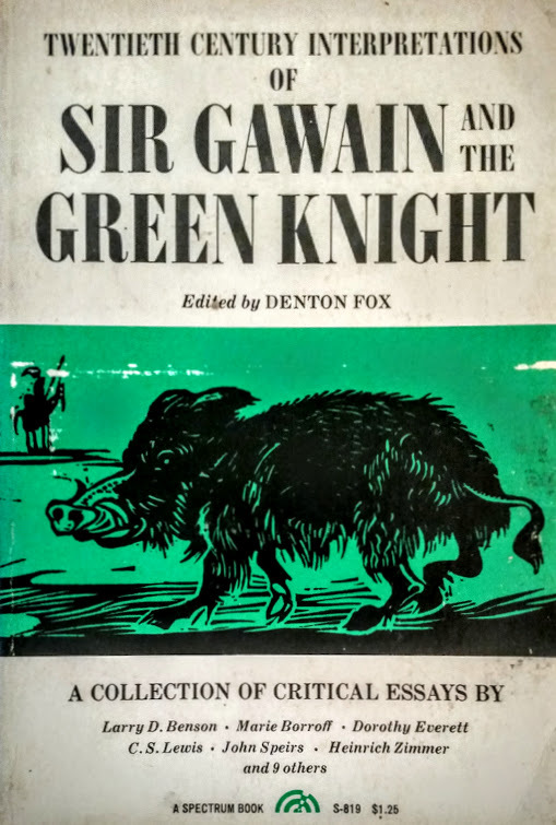 Twentieth Century Interpretations of Sir Gawain and the Green Knight