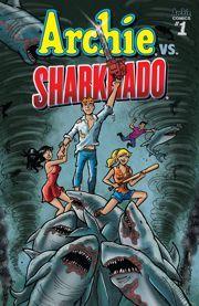 Archie vs. Sharknado by Anthony C. Ferrante