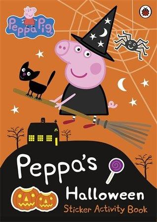 Peppa's Halloween Sticker Activity Book (Peppa Pig)