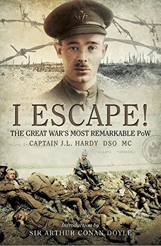 I Escape The Great War's Most Remarkable POW