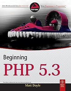 Beginning PHP 5. 3