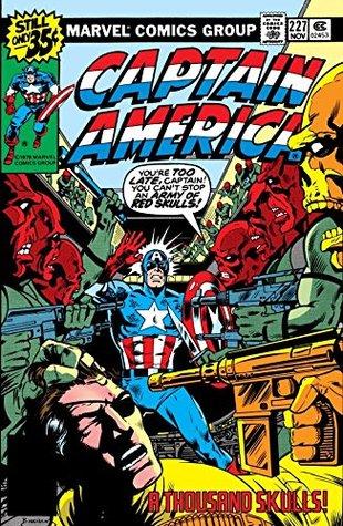 Captain America (1968-1996) #227