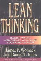 Lean Thinking, 1st Ed.