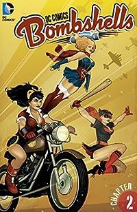 DC Comics: Bombshells #2