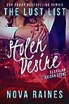 Stolen Desire by Nova Raines