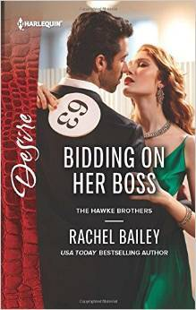Bidding on Her Boss by Rachel Bailey