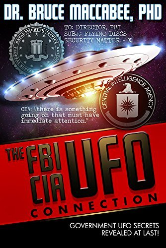 the FBI CIA UFO