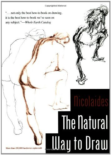 Nicolaides The Natural Way to Draw