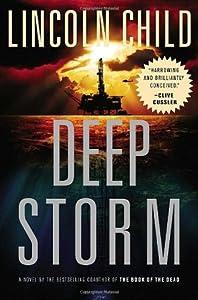 Deep Storm (Jeremy Logan, #1)