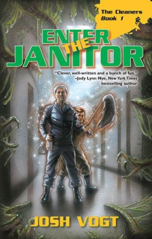 Enter the Janitor (The Cleaners #1)