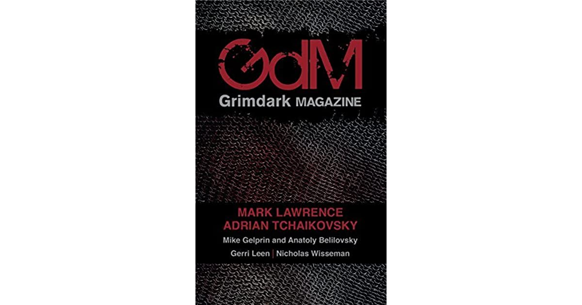 Grimdark magazine goodreads giveaways