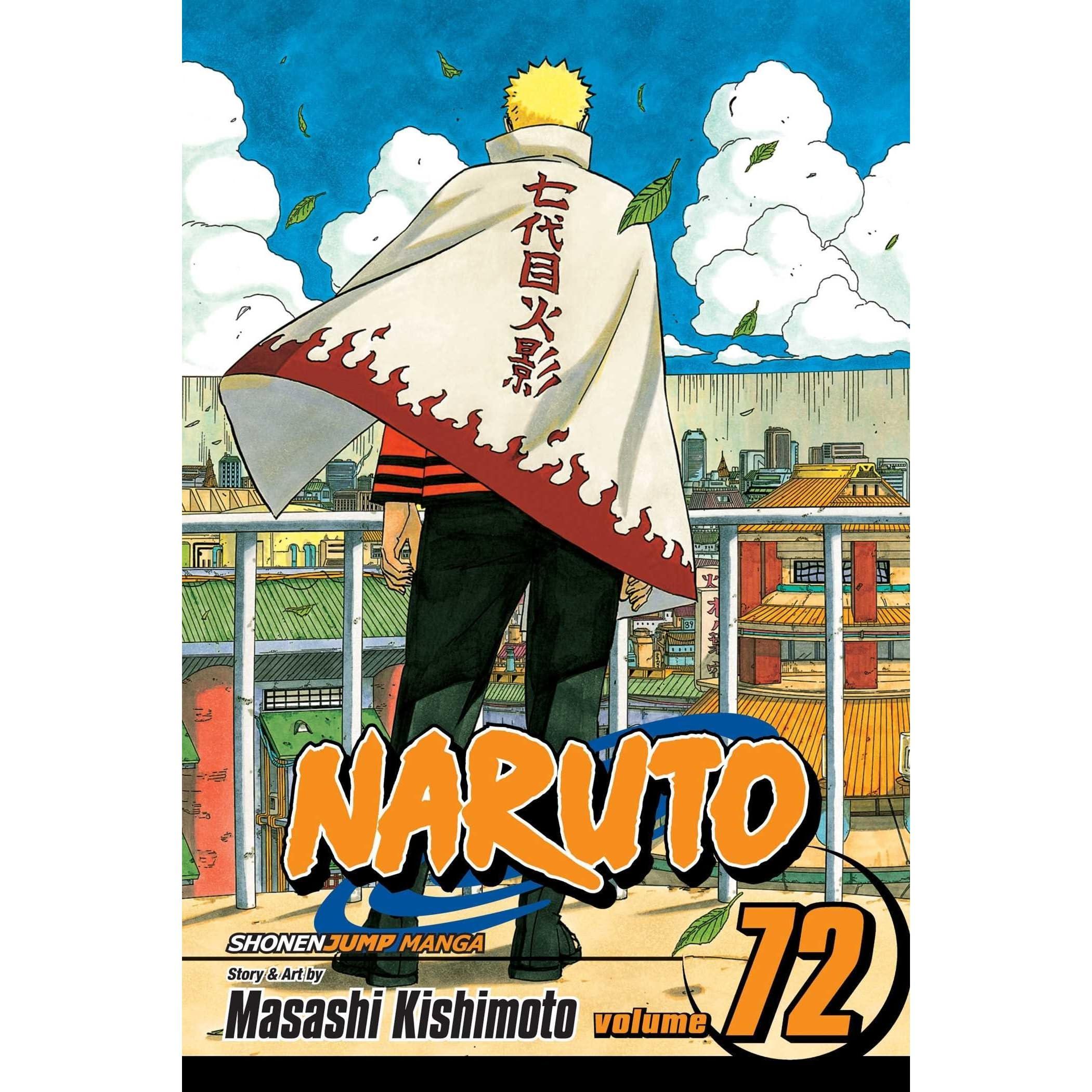 Nur S Review Of Naruto Vol 72 Uzumaki Naruto