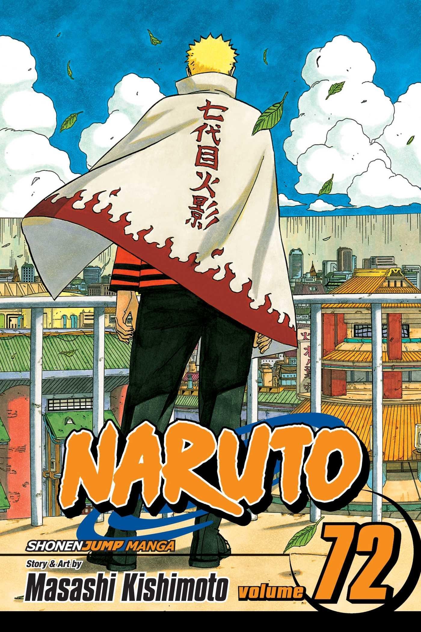 Naruto, Vol. 72: Uzumaki Naruto!!