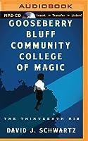 Gooseberry Bluff Community College of Magic