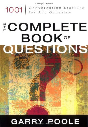 The Complete Book of Questions 1001