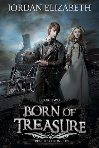 Born of Treasure by Jordan Elizabeth