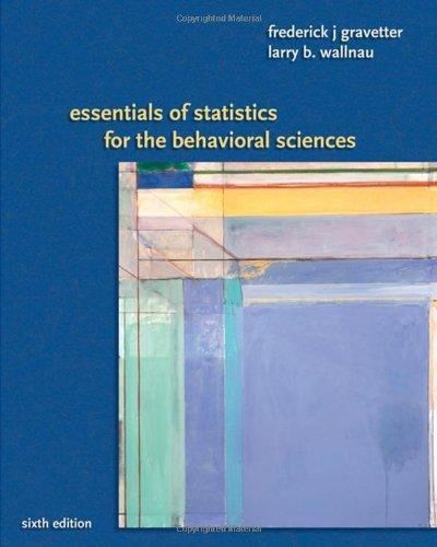 essential of statistics