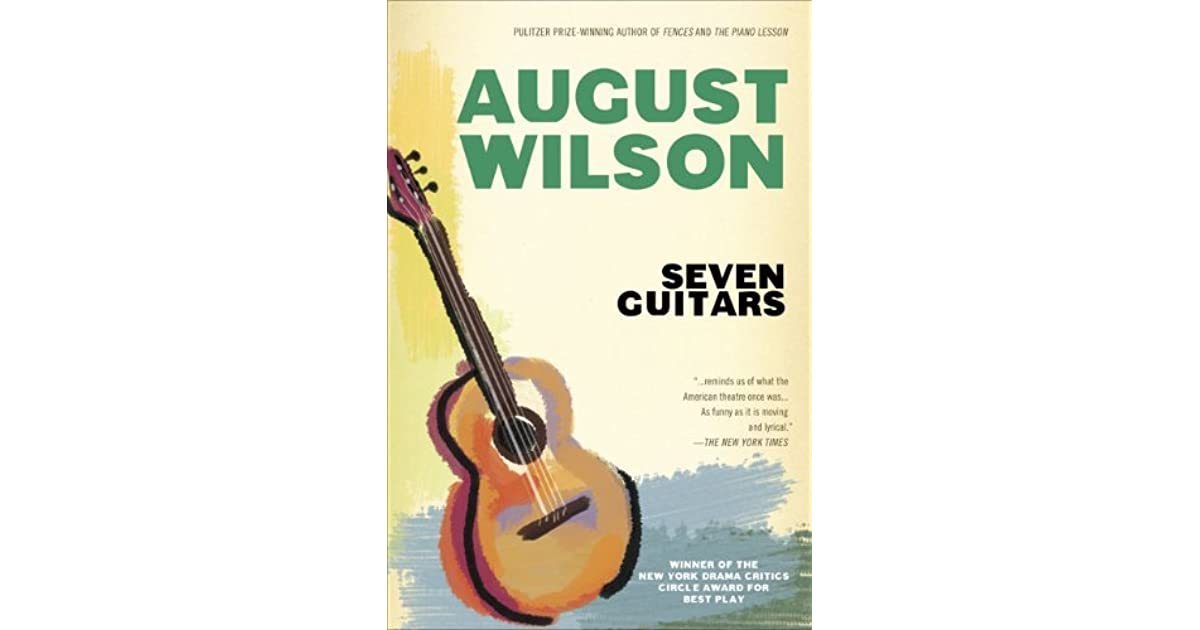 Seven guitars by august wilson fandeluxe Choice Image