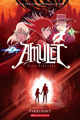 Firelight (Amulet, #7)
